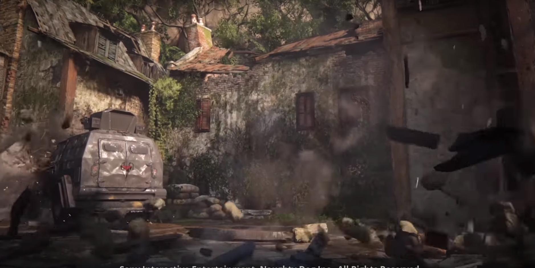 UE4游戏环境场景特效制作流程大师级视频教程